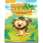 Super Safari Level 2 Teachers DVD