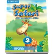Super Safari Level 3 Class Audio CDs (2)
