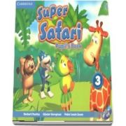 Super Safari Level 3 Pupils Book with DVD-ROM