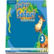 Super Safari Level 3 Teachers Book