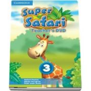 Super Safari Level 3 Teachers DVD