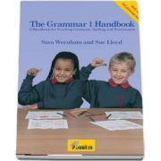 The Grammar 1 Handbook : In Precursive Letters (British English edition)