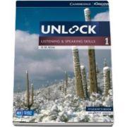 Unlock: Unlock Level 1 Listening and Speaking Skills Students Book and Online Workbook
