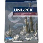 Unlock: Unlock Level 1 Listening and Speaking Skills Teachers Book with DVD