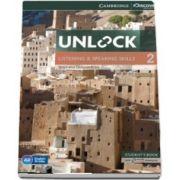 Unlock: Unlock Level 2 Listening and Speaking Skills Students Book and Online Workbook