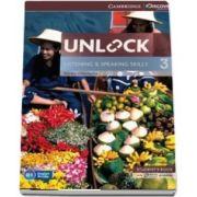 Unlock: Unlock Level 3 Listening and Speaking Skills Students Book and Online Workbook