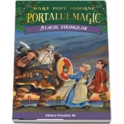 Atacul vikingilor. Portalul Magic nr. 15 (Mary Pope Osborne)