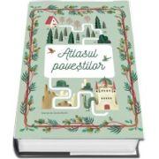 Atlasul povestilor - Ilustratii de Claudia Bordea