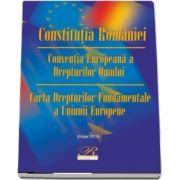 Constitutia romaniei. Editia a XI-a, actualizata la 3 martie 2019