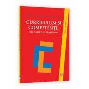 Curriculum si competente. Un cadru operational (Jacques Philippe)
