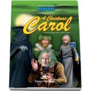 Curs de limba engleza - A Christmas Carol Illustrated Book