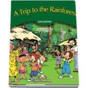 Curs de limba engleza - A Trip to the Rainforest Pupils Book