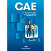 Curs de limba engleza - CAE Practice Tests Audio CDs (set 3 CD)