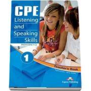 Curs de limba engleza - CPE Listening and Speaking Skills 1. Teachers Book