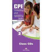 Curs de limba engleza - CPE Listening and Speaking Skills 2 Class Audio CDs (set 6 CD uri)