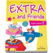 Curs de limba engleza - Extra And Friends 1 Pupils Book