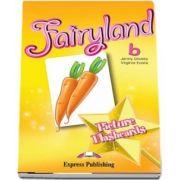 Curs de limba engleza - Fairyland 2 Picture Flashcards