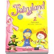 Curs de limba engleza - Fairyland 2 Pupils Book with ieBook