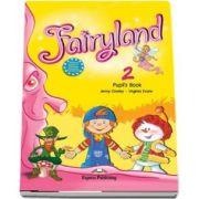 Curs de limba engleza - Fairyland 2 Pupils Book with Pupils Audio CD and DVD