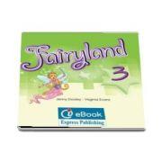 Curs de limba engleza - Fairyland 3 ieBook