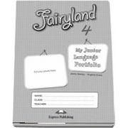 Curs de limba engleza - Fairyland 4 My Language Portfolio