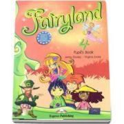 Curs de limba engleza - Fairyland 4 Pupils Book with ieBook