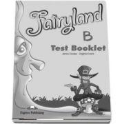 Curs de limba engleza - Fairyland 4 Test Booklet