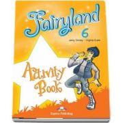 Curs de limba engleza - Fairyland 6 Activity Book