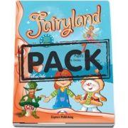 Curs de limba engleza - Fairyland Level 1 Student Pack ( Pupils Book and  Audio CD)