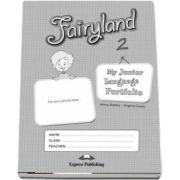 Curs de limba engleza - Fairyland Level 2 My Language Portfolio