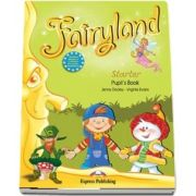 Curs de limba engleza - Fairyland Starter Pupils Book