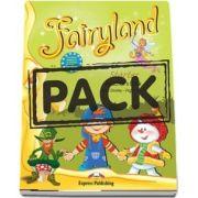 Curs de limba engleza - Fairyland Starter Teachers Book with Posters