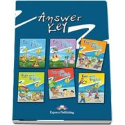 Curs de limba engleza Fun with English 1 - 6 Answer Key