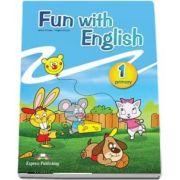 Curs de limba engleza - Fun with English 1 Primary Pupils Book