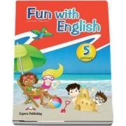 Curs de limba engleza - Fun with English 5 Primary Pupils Book