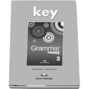 Curs de limba engleza - Grammar Targets 3 Key