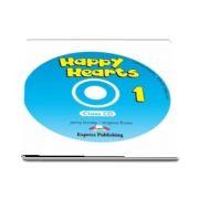 Curs de limba engleza - Happy Hearts 1 Class Audio CD