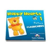 Curs de limba engleza - Happy Hearts 1 Picture Flashcards