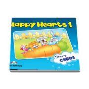 Curs de limba engleza - Happy Hearts 1 Story Cards