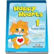 Curs de limba engleza - Happy Hearts 1 Teachers Book