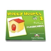 Curs de limba engleza - Happy Hearts 2 Picture Flashcards