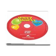 Curs de limba engleza - Happy Hearts Starter DVD Video PAL