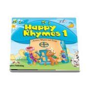 Curs de limba engleza - Happy Rhymes 1 Big Story Book