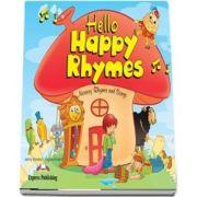 Curs de limba engleza - Hello Happy Rhymes Big Story Book