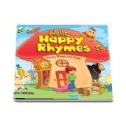 Curs de limba engleza - Hello Happy Rhymes Story Book