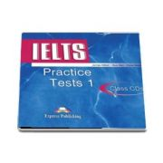 Curs de limba engleza - IELTS Practice Tests 1 CD  (set 2 Cd uri)