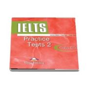 Curs de limba engleza - IELTS Practice Tests 2 CD (set 2 CD uri)