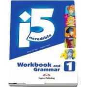 Curs de limba engleza - Incredible 5 1 Workbook and Grammar