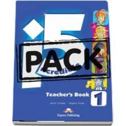 Curs de limba engleza - Incredible 5 Level 1 Teachers Book (interleaved with Posters)