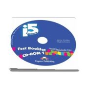 Curs de limba engleza - Incredible 5 Level 1 Test Booklet CD Rom